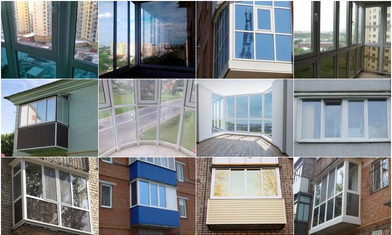 Чем затемнить окна на балконе своими руками 71