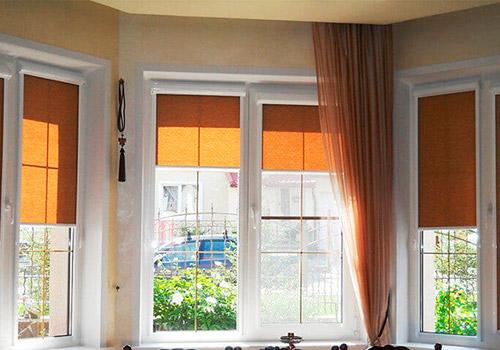 Чем можно закрыть окна от солнца своими руками фото 48